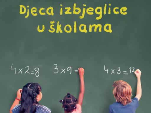 Djeca izbjeglice u školama